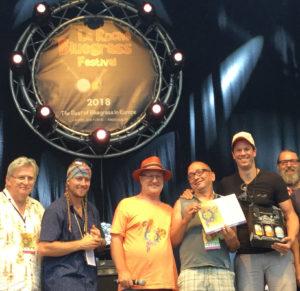 La Roche Bluegrass festival 2018