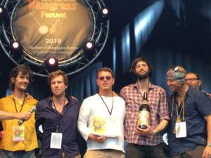 La Roche Bluegrass festival 2018 vainqueur