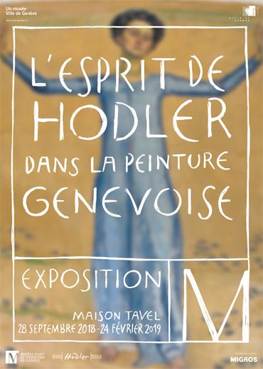 Exposition temporaire année Hodler Musee Rath Genève