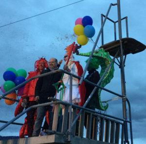 Carnaval aux Bains des Cropettes 2019 Genève