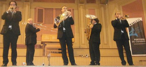 festival Geneva Brass Band 2014