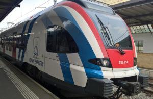 gare Cornavin Genève 2019
