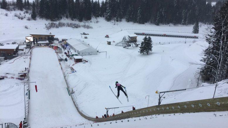 La station de ski des rousses la mecque du ski nordique - Coupe du jura ski de fond ...