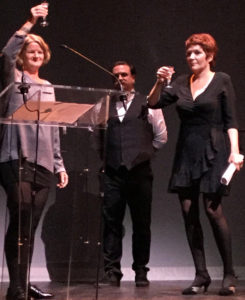 Kate Reidy et Maria Watzlawick, ouverture de la XXe édition du festival Black Movie