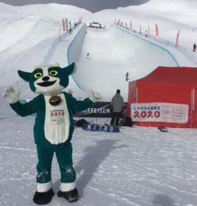 Leysin Freestyle Open 2019 Snowpark Chaux de Mont