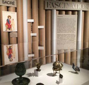 Exposition temporaire 2019 musée de la Main Lausanne