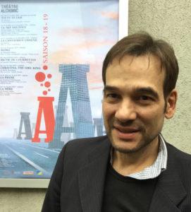 directeur du Théâtre Alchimic Carouge Genève