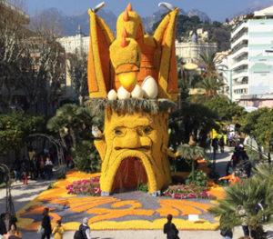 86e Fête du Citron 2019: des Mondes Fantastiques