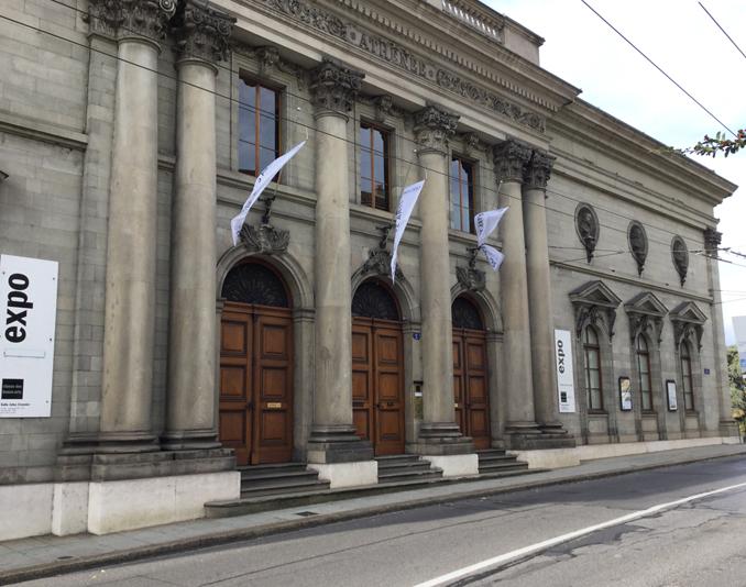 Siège société des arts, Braillard, galeries, expositions, conférences, Genèv