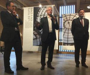 Fondation Braillard SIG collaboration Exposition temporaire Bergues de Vessy, Maison de Futur, Genève