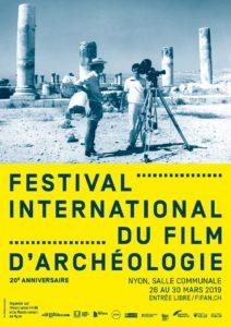 FIFAN festival international film archéologie Nyon 2019