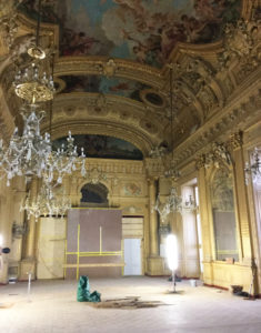 Grand Théâtre Genève 2017 rénovation