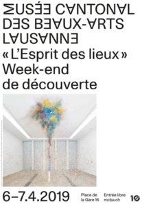 Musée Cantonal des Beaux-Arts Lausanne week-end découverte Plateforme 10 Lausanne