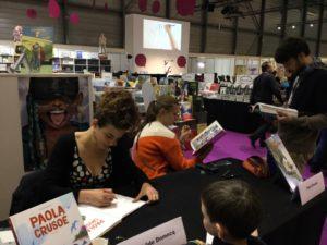 Salon du livre de Genève 2019 dédicaces