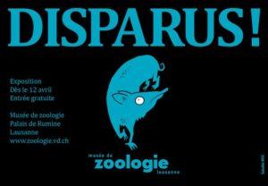 Exposition temporaire gratuite Lausanne Palais Rumine Musée Zoologie