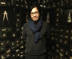 Muséum d'histoire naturelle de la Ville de Genève installation artistique 2019