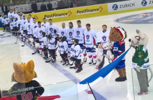 Hockey sur glace Suisse France les Vernets Genève 27 avril 2019