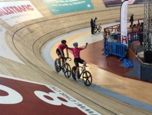 les 4 jours de Genève track cycling Vélodrome de Genève Queue d'Arve Centre sportif