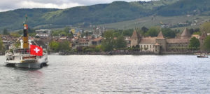CGN Compagnie Navigation Parade Navale Lac Léman 2019