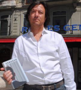 écrivain du roman Vendeur 2019, Genève