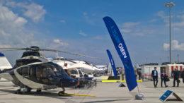 EBACE salon EBACE European Business Aviation Convention & Exhibition avions d'affaire 2019 à Palexpo, Genève