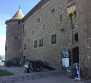 Morges musée expositions