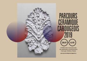 Parours Céramique contemporaine Biennale internationale Carouge Genève