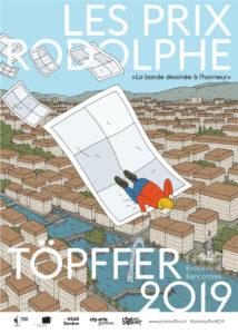 Prix Rodolphe Toepffer Bande Dessinée Genève 2019
