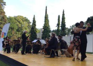 Concerts au Parc Stagni Chêne-Bougeries Genève