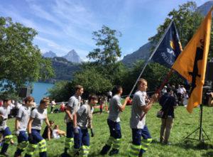 cérémonie fête nationale suisse 2019 prairie du Grütli Lac des quatre-Cantons