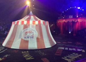 centenaire cirque national Knie tournée Suisse romande Lausanne