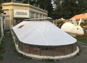 Théâtre de l'Orangerie 2019 Parc La Grange, Genève