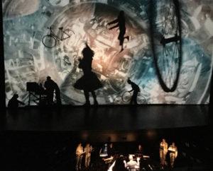 Grand Théâtre de Genève mise en scène Daniele Finzi Pasca