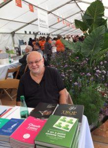 salon auteurs francophones Morges