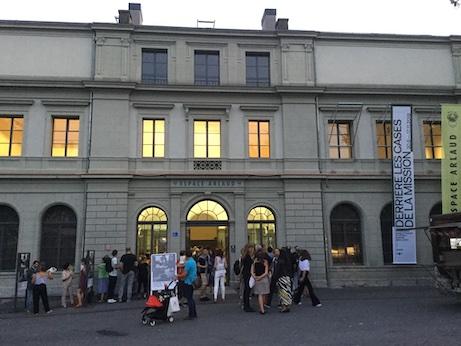 exposition temporaire Lausanne 2019