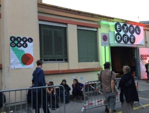 Explore festival ville demain 2019 urbanisme festival Genève Carouge 2019