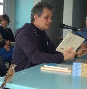 Apéro poétique Bains Pâquis Genève Novembre 2019