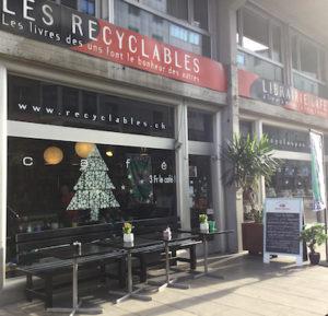Fureur de Lire 2019 Librairie Les Recyclables