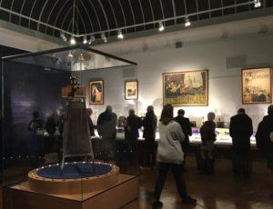 Exposition cinéma frères lumière Palais Evian exposition temporaire 2019