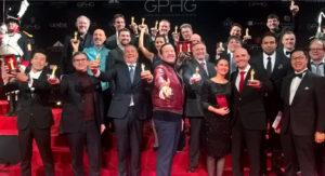 Grand Prix de l'Horlogerie 2019 Théâtre du Léman