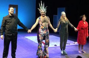 Théâtre Alchimic mise en scène Frédéric Polier Chemins de Sang de Camilo Pellegrini