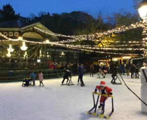 Parc des Bastions Genève Noël aux