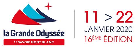 Course chiens traineaux Haute Savoie Mont Blanc 2020