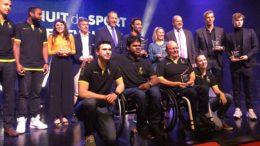 Nuit des Sports genevois 2019 lauréats