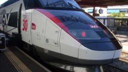 TGV Lyria 30 ans