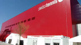 Swiss Tennis Arena