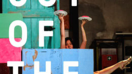 Festival Out of the Box affiche