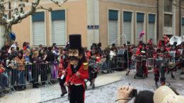 Carnaval: Cortège centre Ville d'Annemasse
