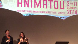 Animatou, international animation film festival 2014