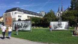 Festival Images Vevey 2018, Jardin du Rivage